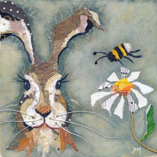 <!-- 001 --> Hare & Bee