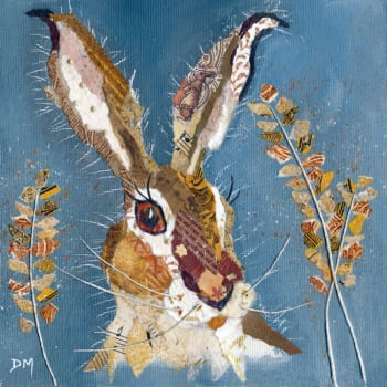 Hare & Barley - Wall Art Print