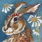 Hare and Daisies