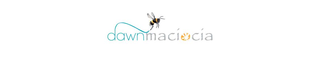 Dawn Maciocia, site logo.