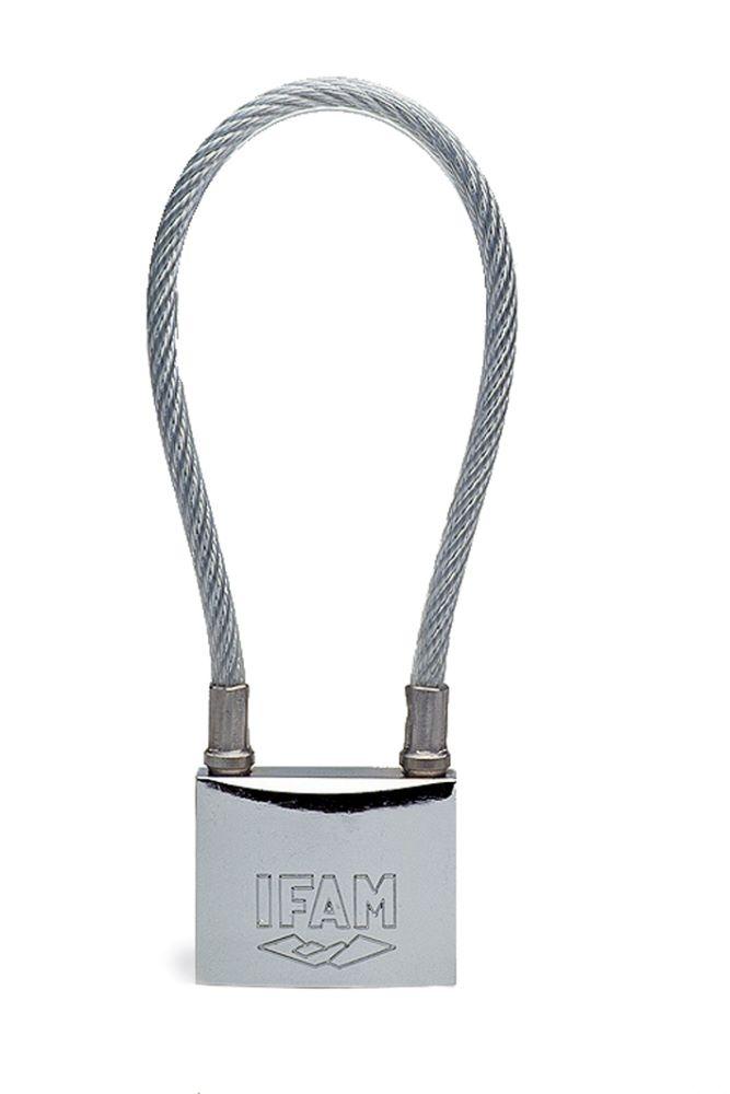<!--004-->IFAM MARINE CABLE PADLOCK.