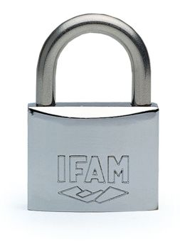 IFAM 50mm KEYED ALIKE MARINE PADLOCK. SALT SPRAY TESTED.