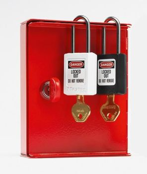 SECURIKEY EK1LO GROUP LOCK-OUT CABINET. 3 KEY HOOKS. 12 LOCKOUT POINTS.