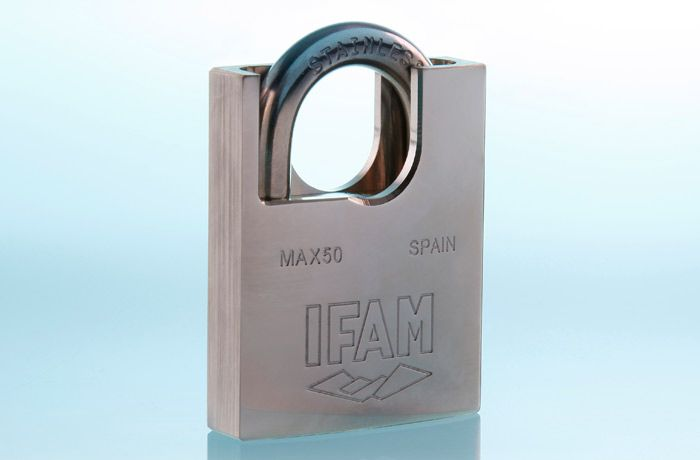 <!--004--> STAINLESS STEEL PADLOCKS