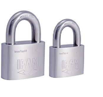 IFAM TOP  40mm STAINLESS STEEL  PADLOCK