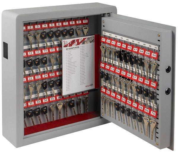 <!--001--> ELECTRONIC KEY CABINETS