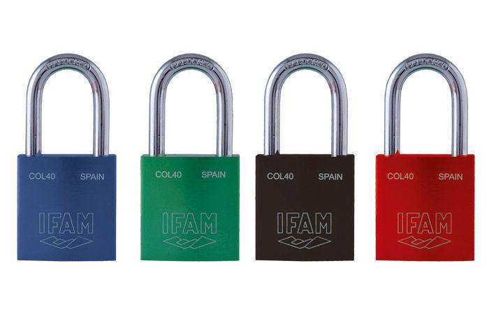 IFAM SITE SAFETY PADLOCKS