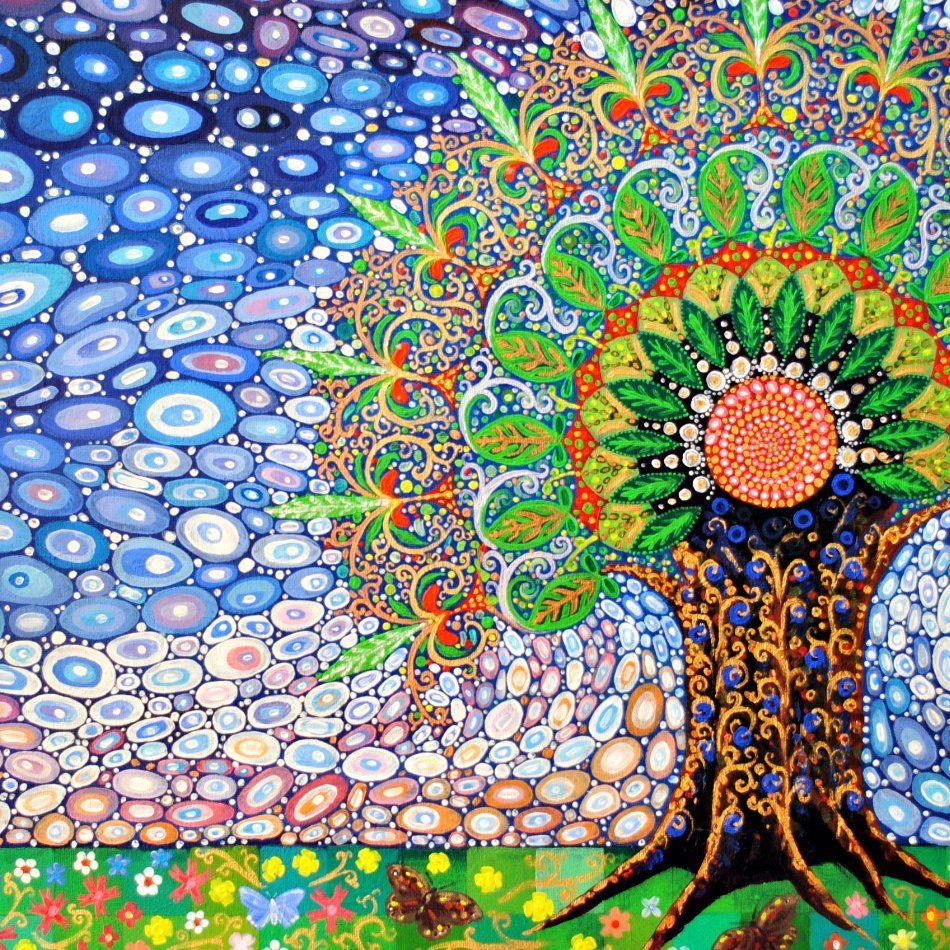 Tree 4 by Mark Betson Artist
