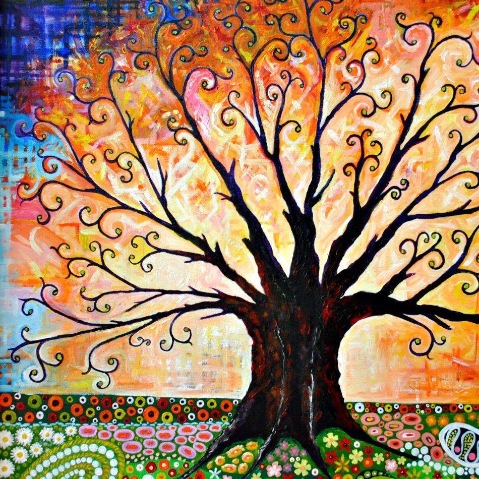 Tree 3 by Mark Betson Artist
