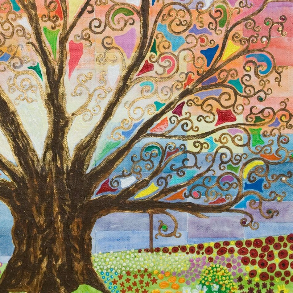 Tree of Life 1 by Mark Betson Artist