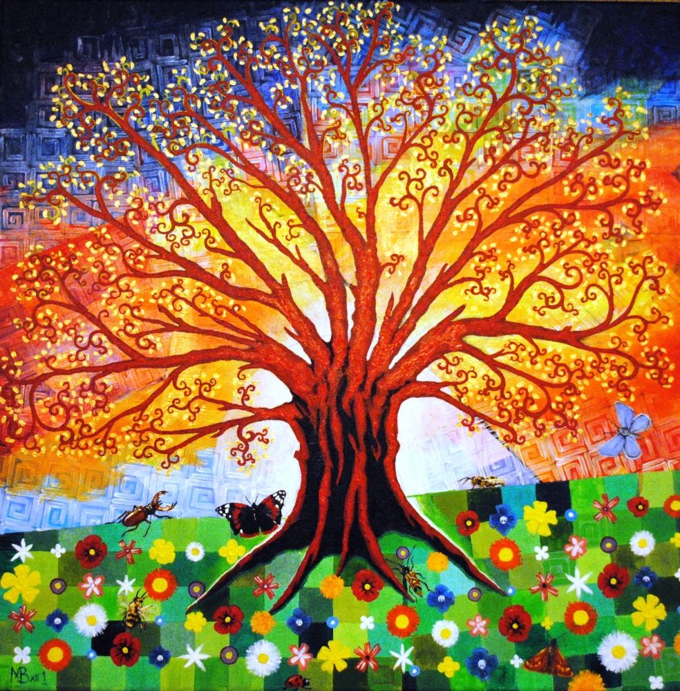 Tree of Life 2 by Mark Betson Artist