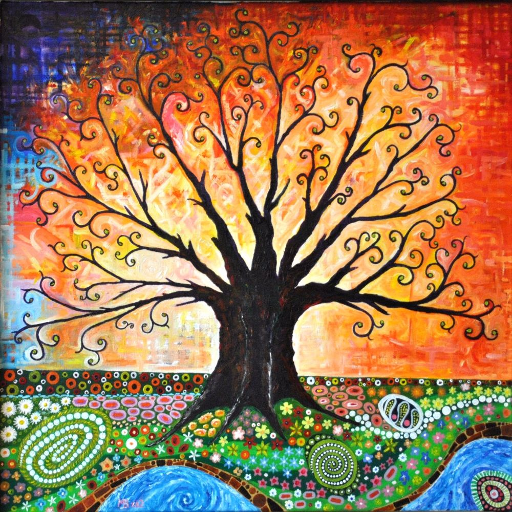 Tree of Life 3 by Mark Betson Artist
