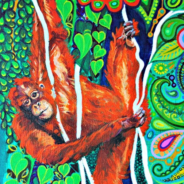 Hanging Around by Mark Betson Artist
