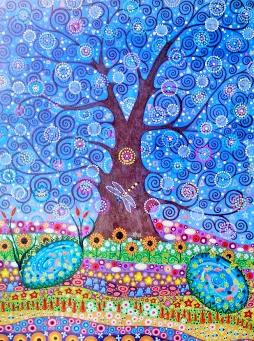 Dragonfly Tree of Life