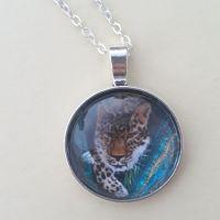 Leopard Art Charm