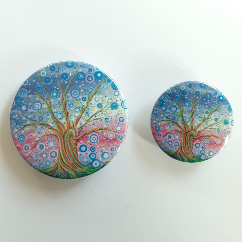 Tree of Life  Art Badges