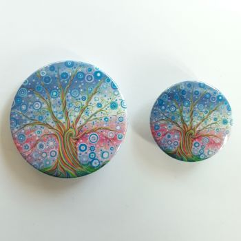 Candy Tree of Life Badges