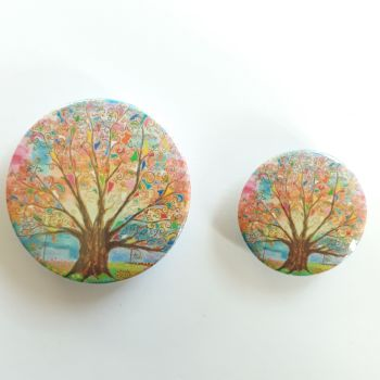 Tree of Life #1 Badges