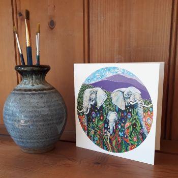 MB110 Animals - Elephants