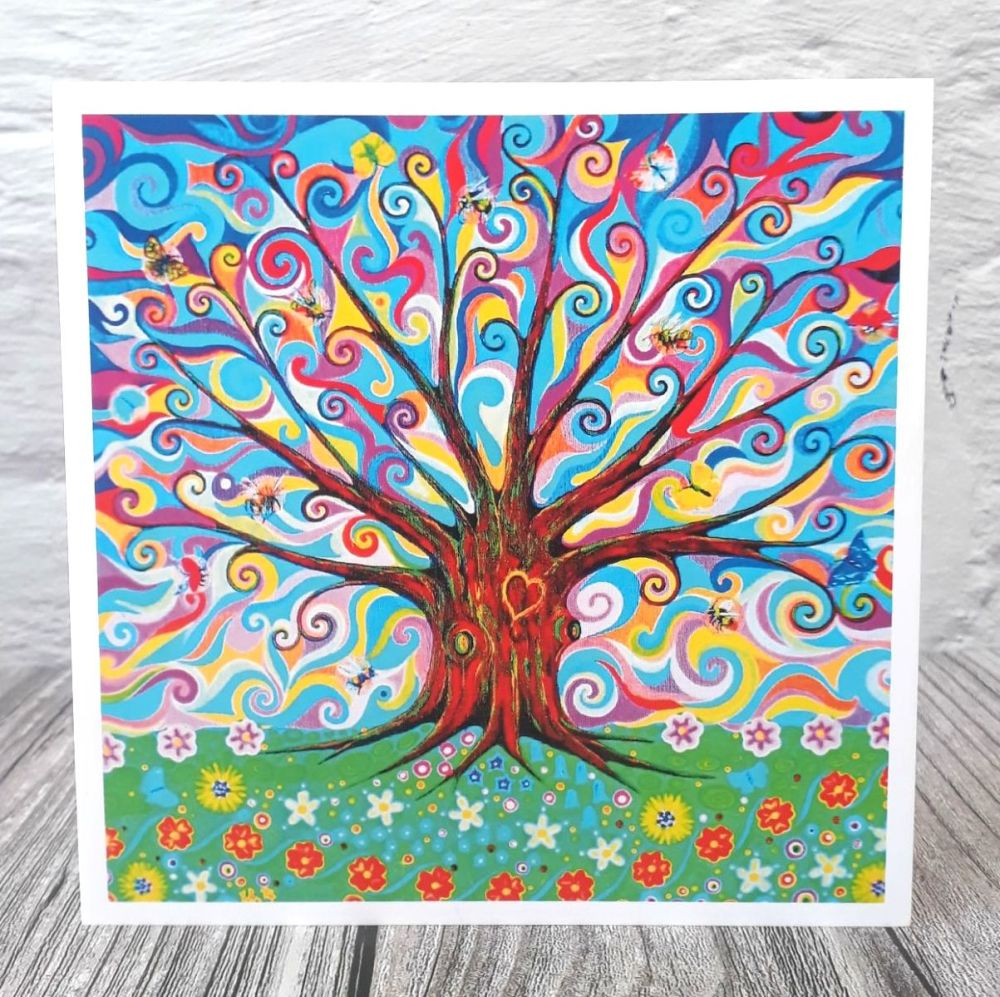 Lovers Tree of Life