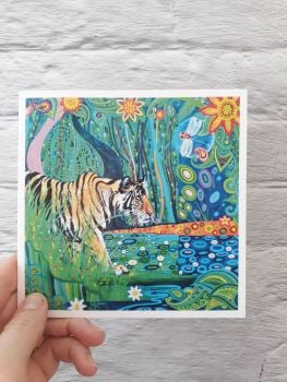 MB023 Animals - Tiger
