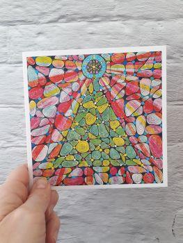 MB028 Christmas - Spirals