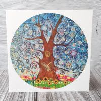 Dragonfly Tree of Life (125mm)