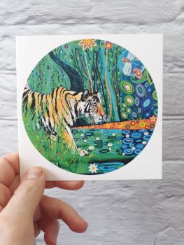 MB116 Animals - Tiger