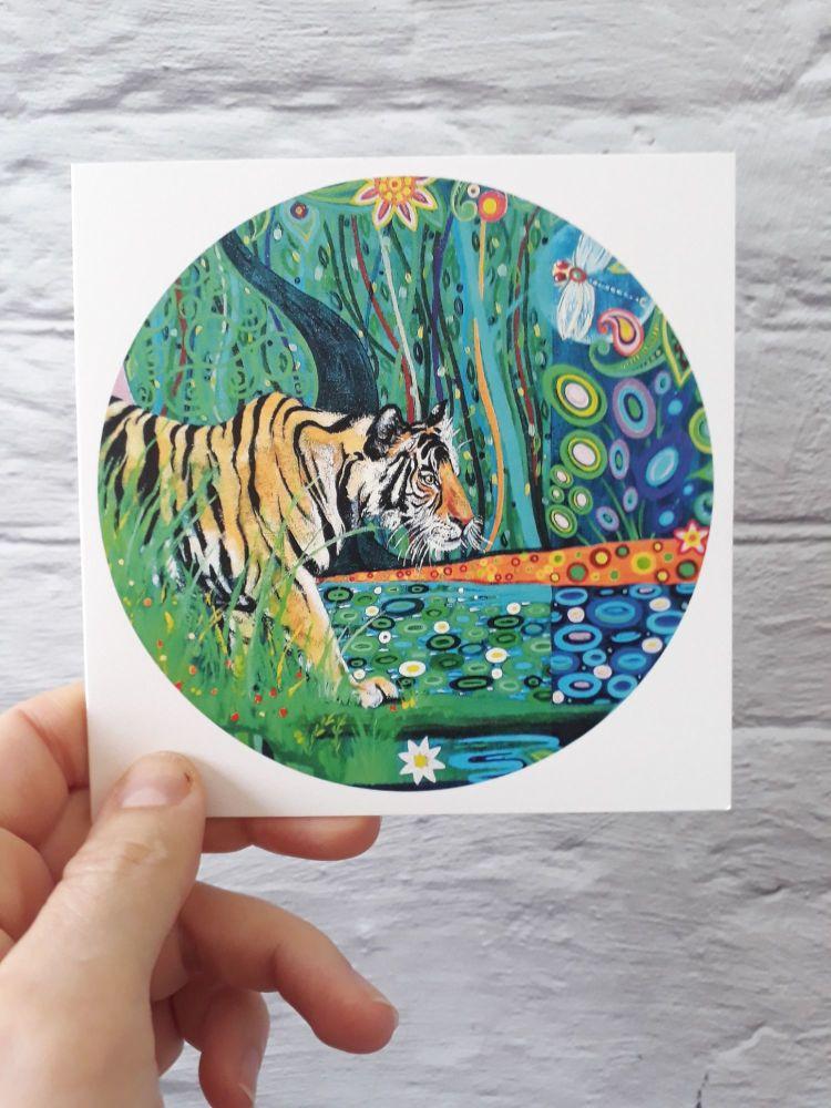 MB116 Animals - Tiger