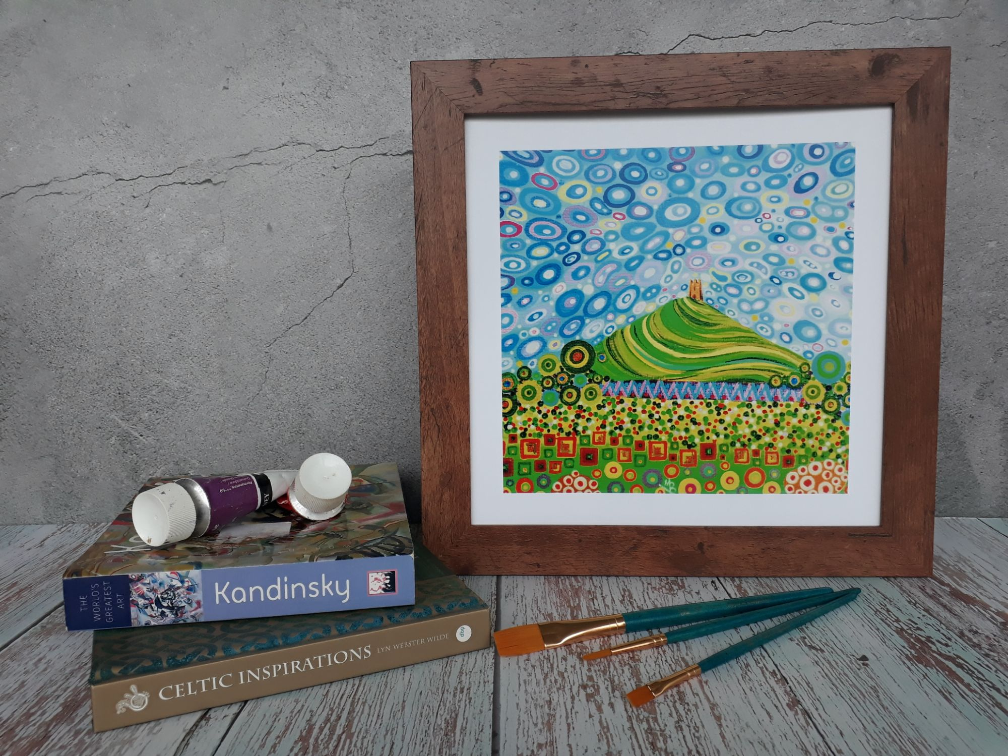 Framed and unframed prints are available in all the designs