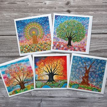 Tree of Life card pack #2