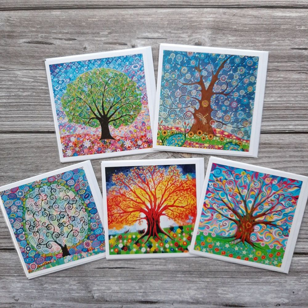 Tree of Life card pack