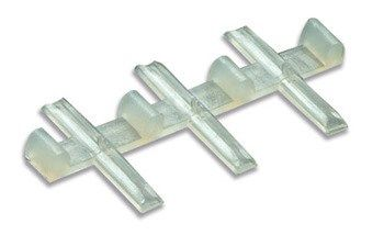 SL-311 Nylon insulating rail joiners for code 55 and 80 rail