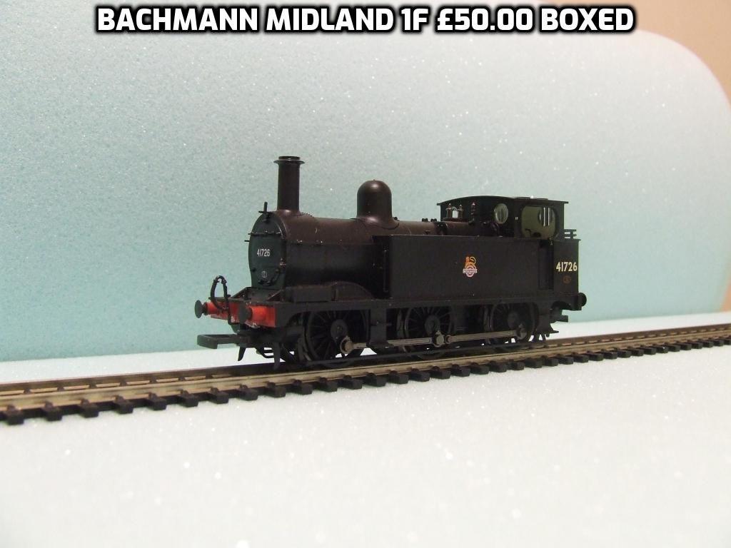 BACHMANN MIDLAND 1F