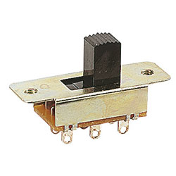 DPDT Standard Slide switch