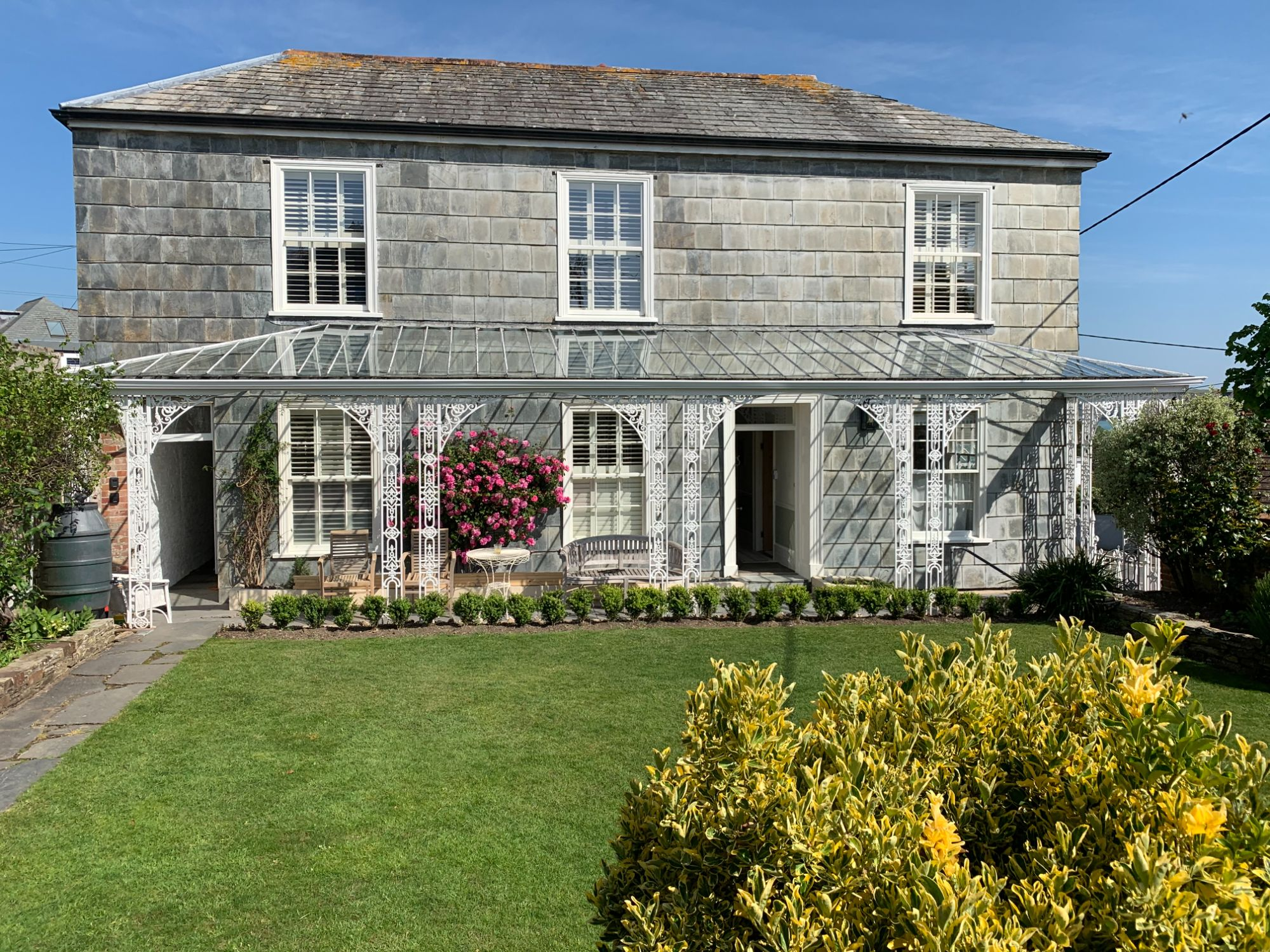 Coswarth House Front