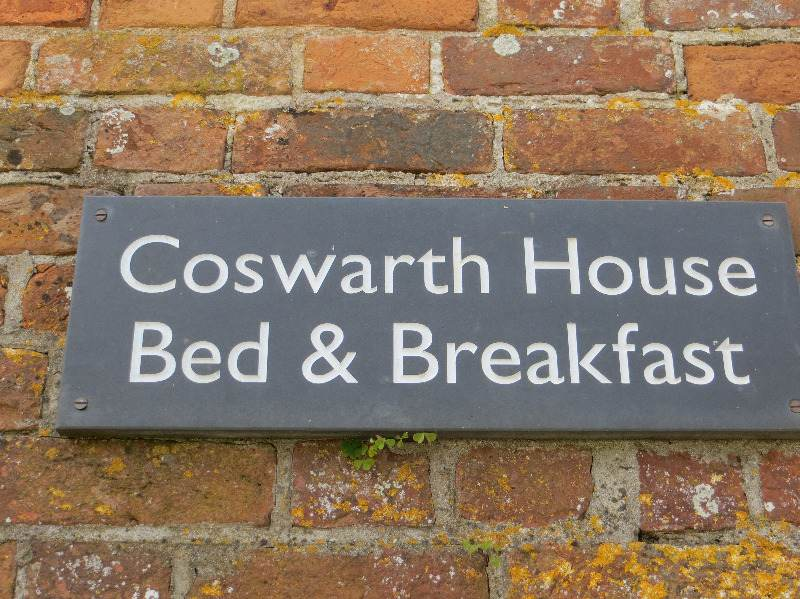Coswarth Sign
