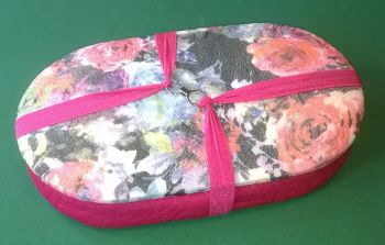 Handy Traveller 115 Blossom Mix / Cerise   Beading Tray + Lid