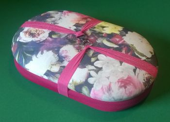 Mini Traveller 115 Blossom Mix /Cerise  Beading Tray + Lid