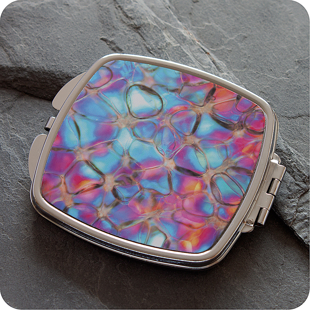 Handbag mirror Science gift compact mirror