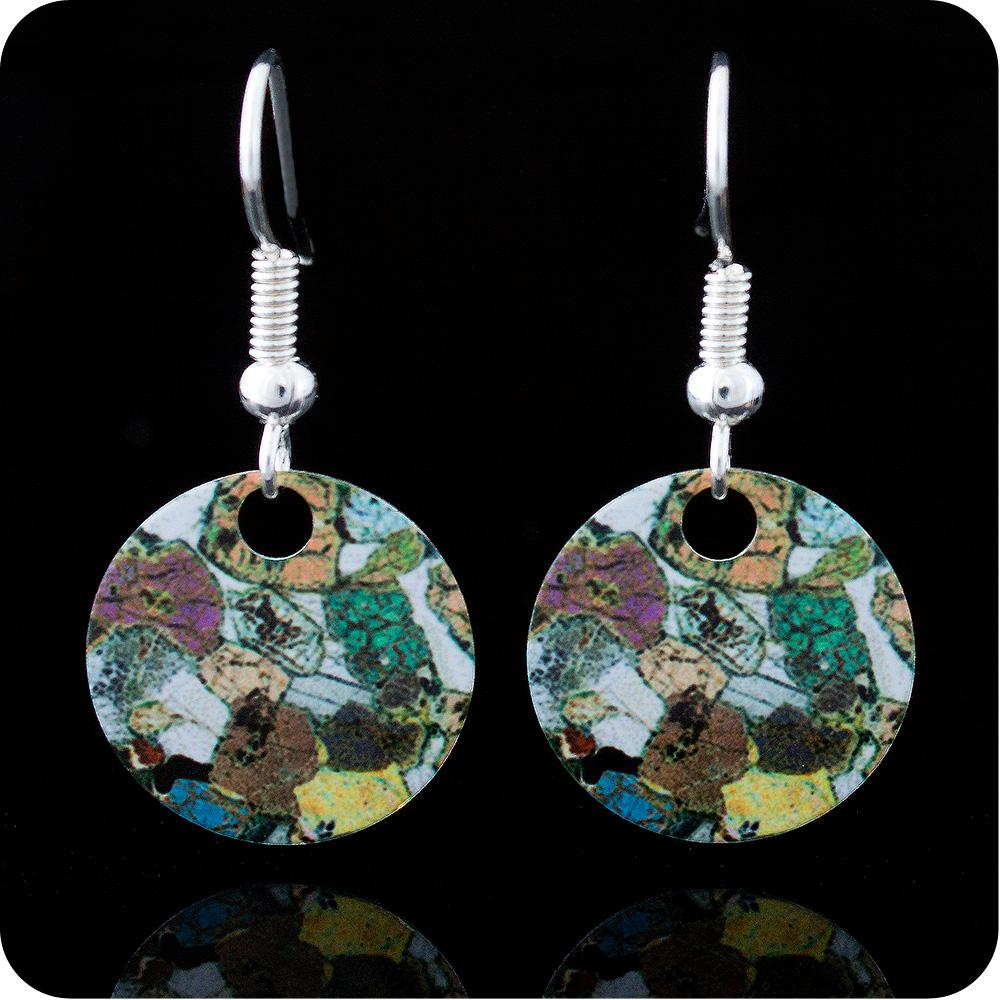 Science jewellery - scientific earrings