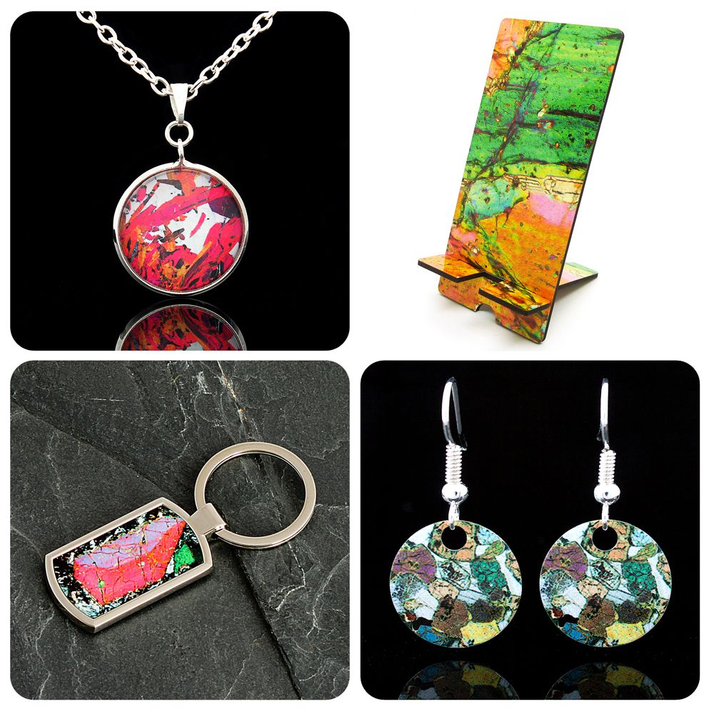 <!-- 00040 -->Gifts for Geologists