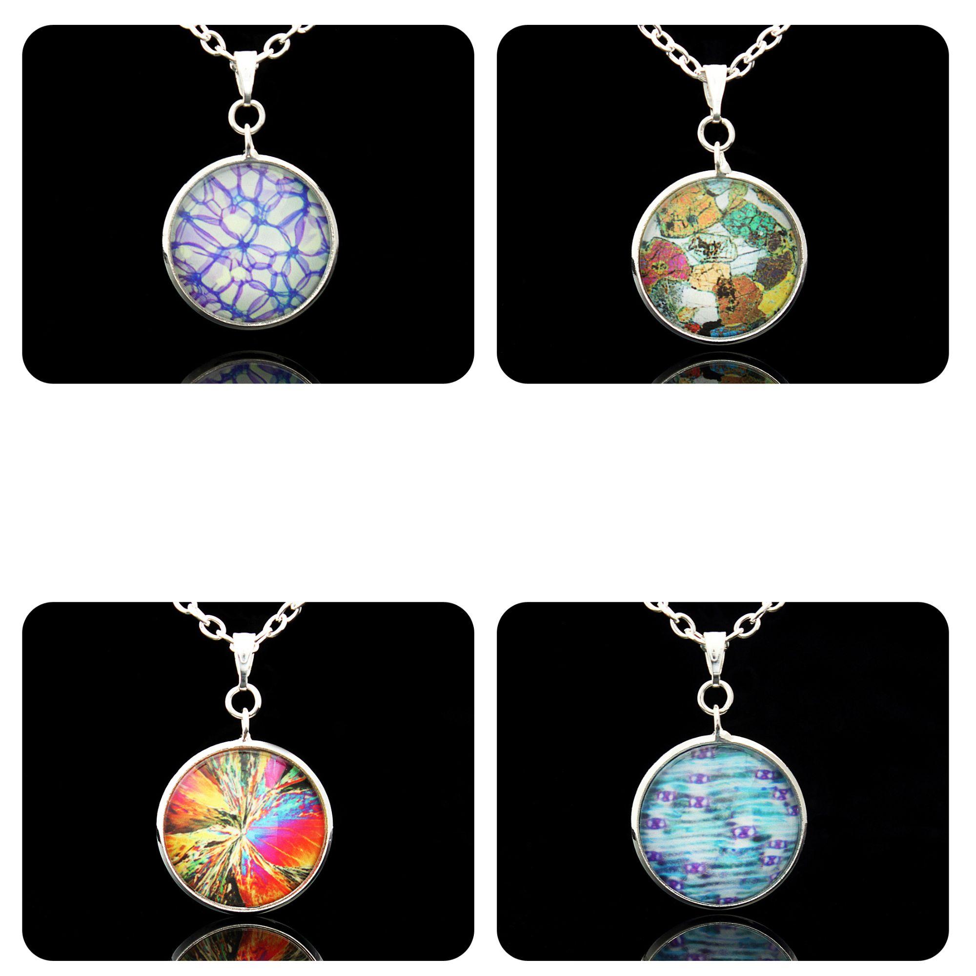 Science pendants