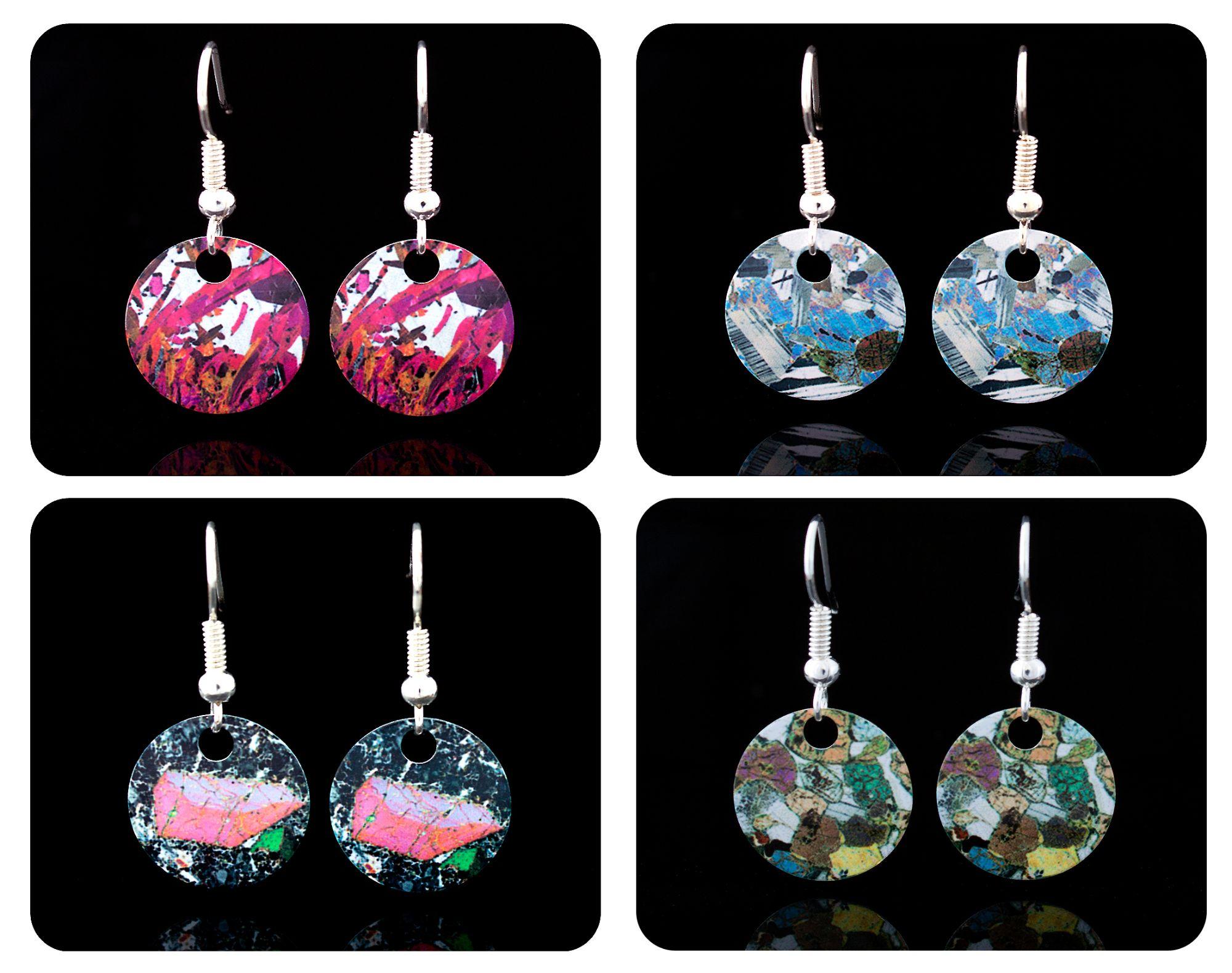 Geology Earrings