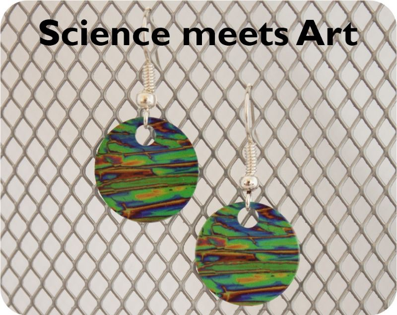 science earrings 10