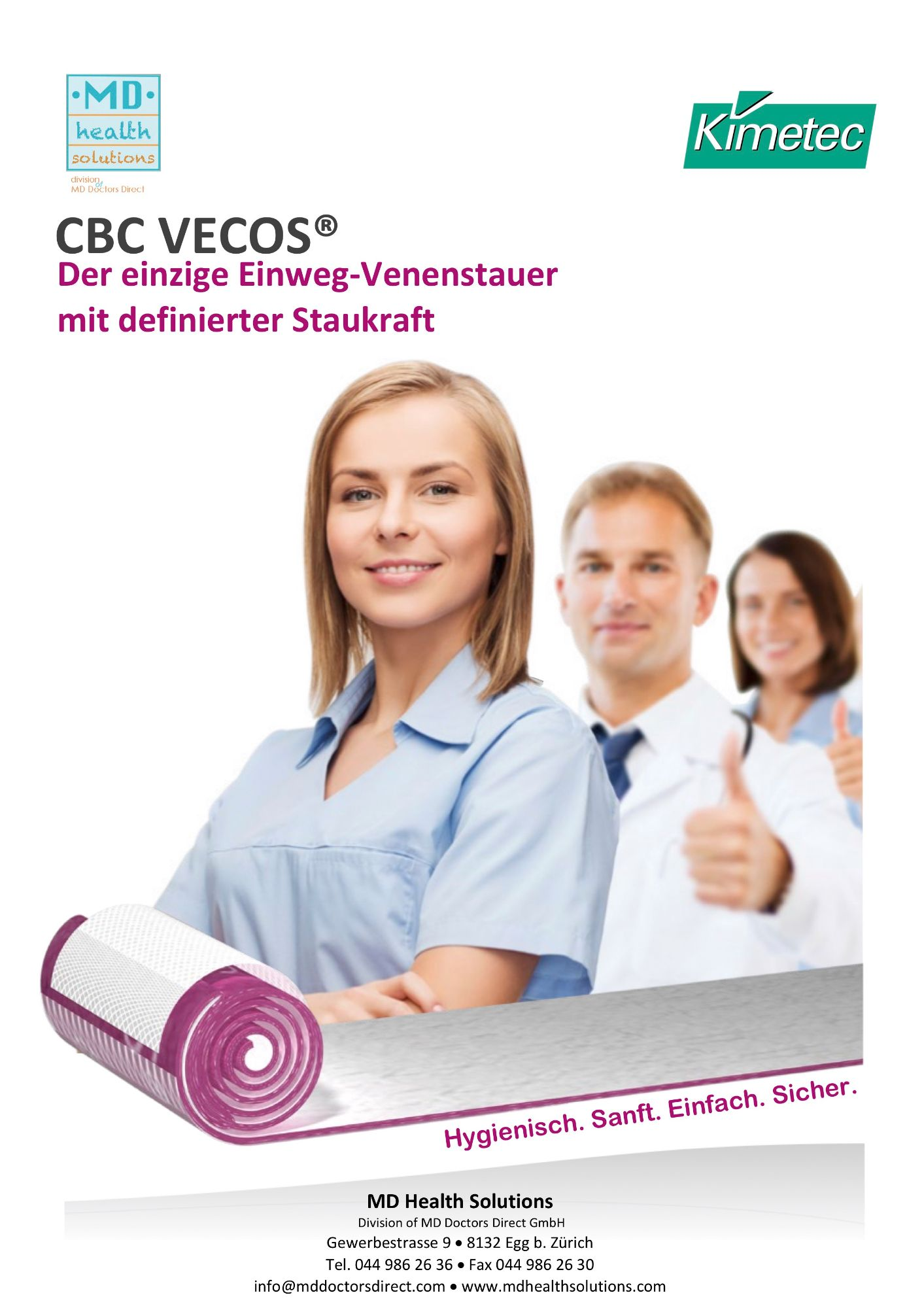 CBC Vecos® Fyler Web