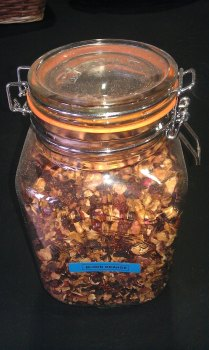 Blood Orange Fruit Infusion (125g)