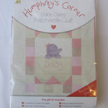 Humphreys Corner Patchwork Quilt Kit - Daisy
