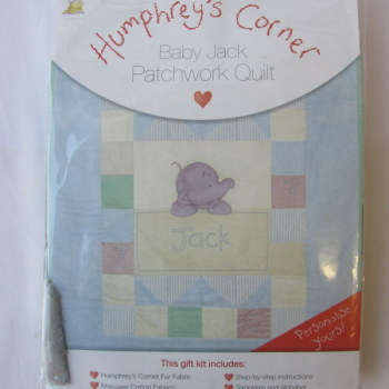 Humphreys Corner Patchwork Quilt Kit - Jack