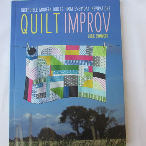 Quilt Improv by Lucy Summers